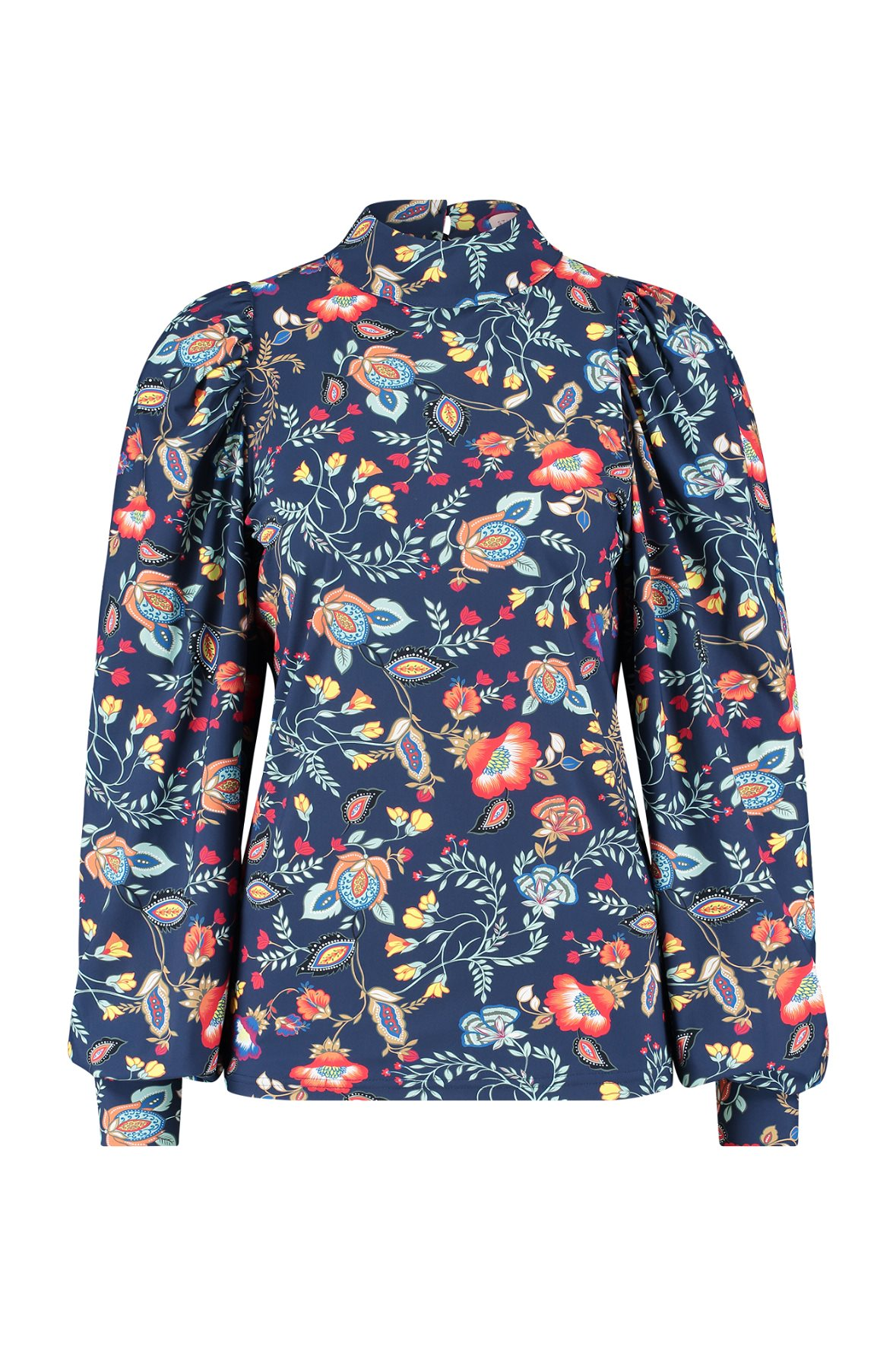 Bo flower blouse
