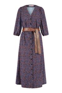 Cinti Leopard dress