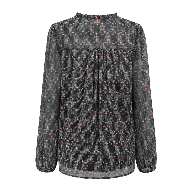 Jojo blouse poppy