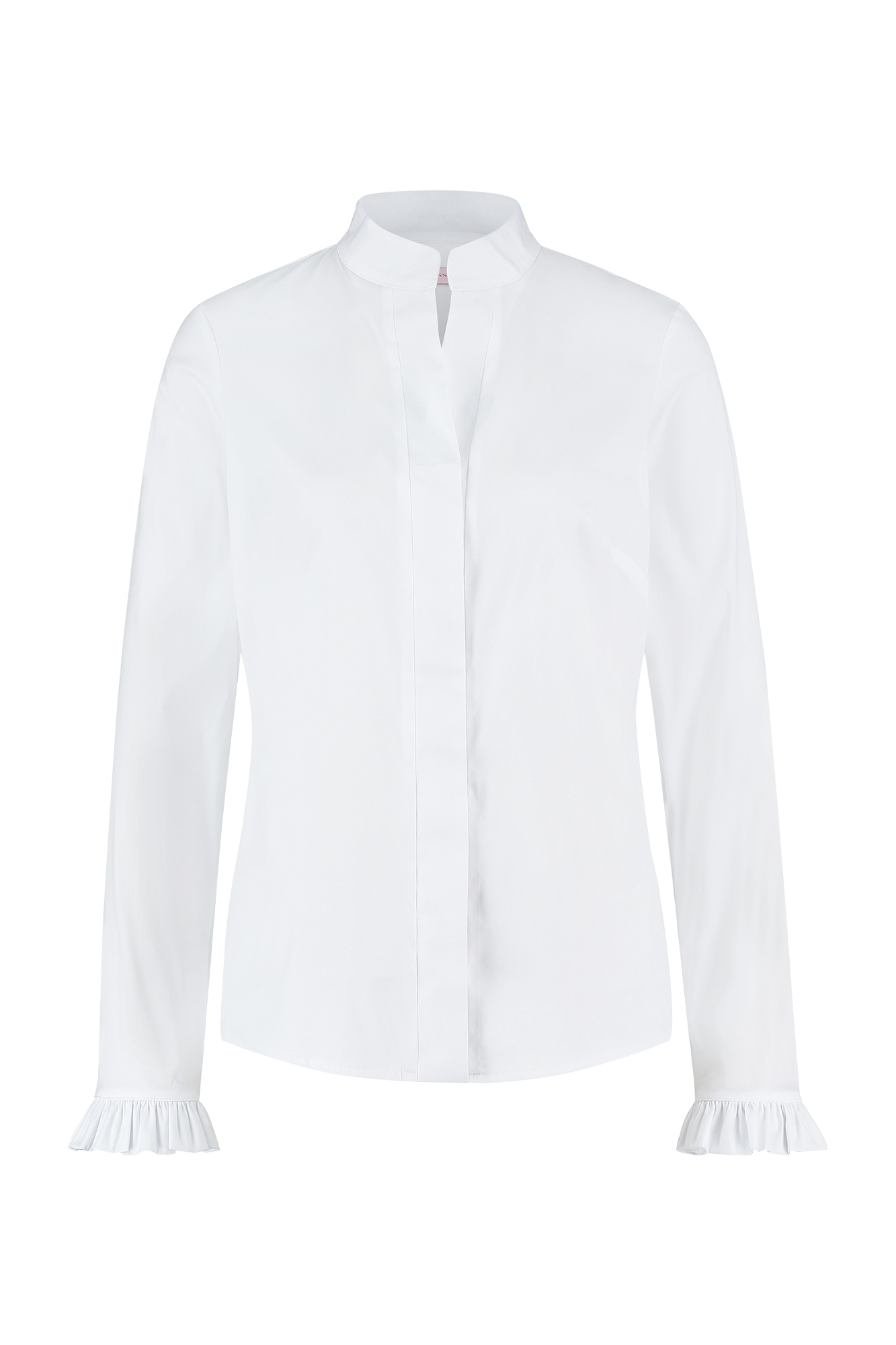 Moon poplin blouse