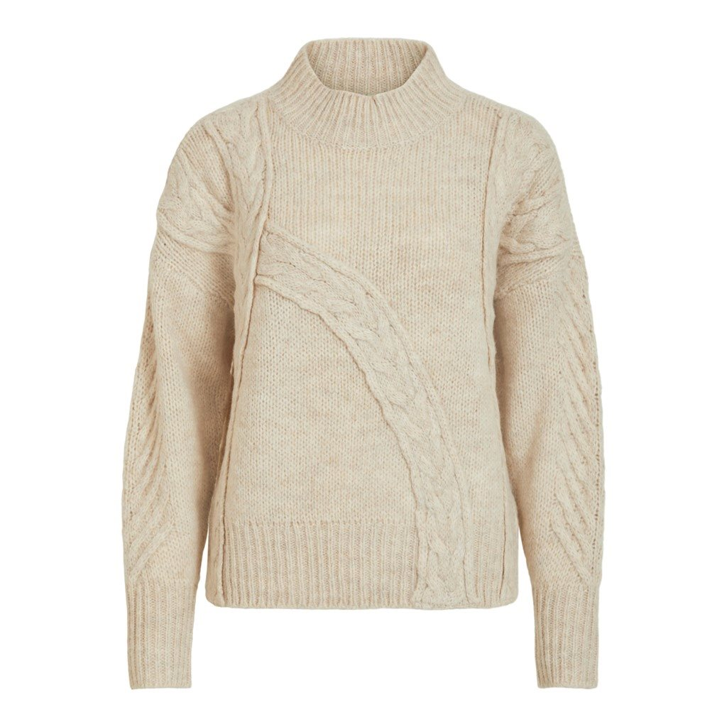 OBJPeyron l/s knit