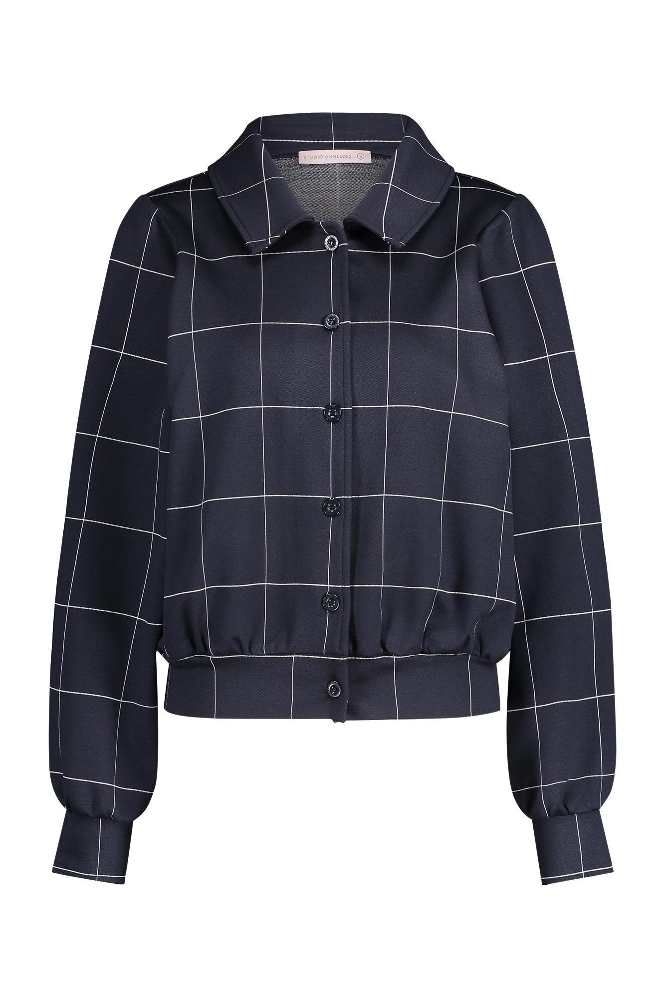 Scottie check jacket