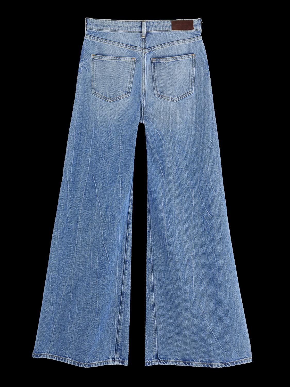 Wide leg -Blue Butter