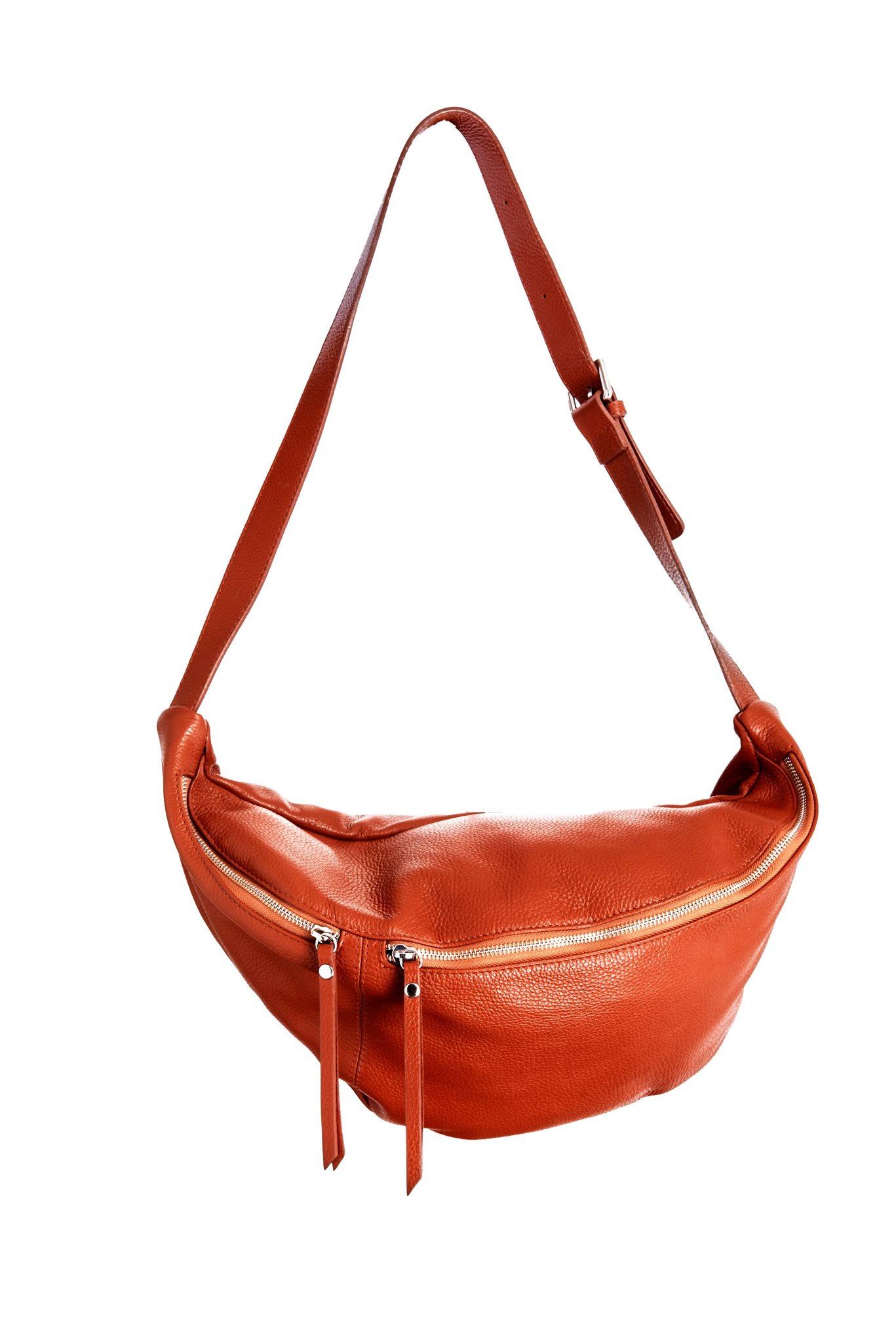 Nicki big bag cognac