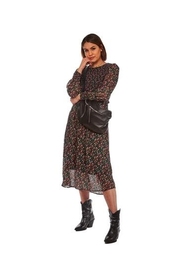Nicki big bag zwart