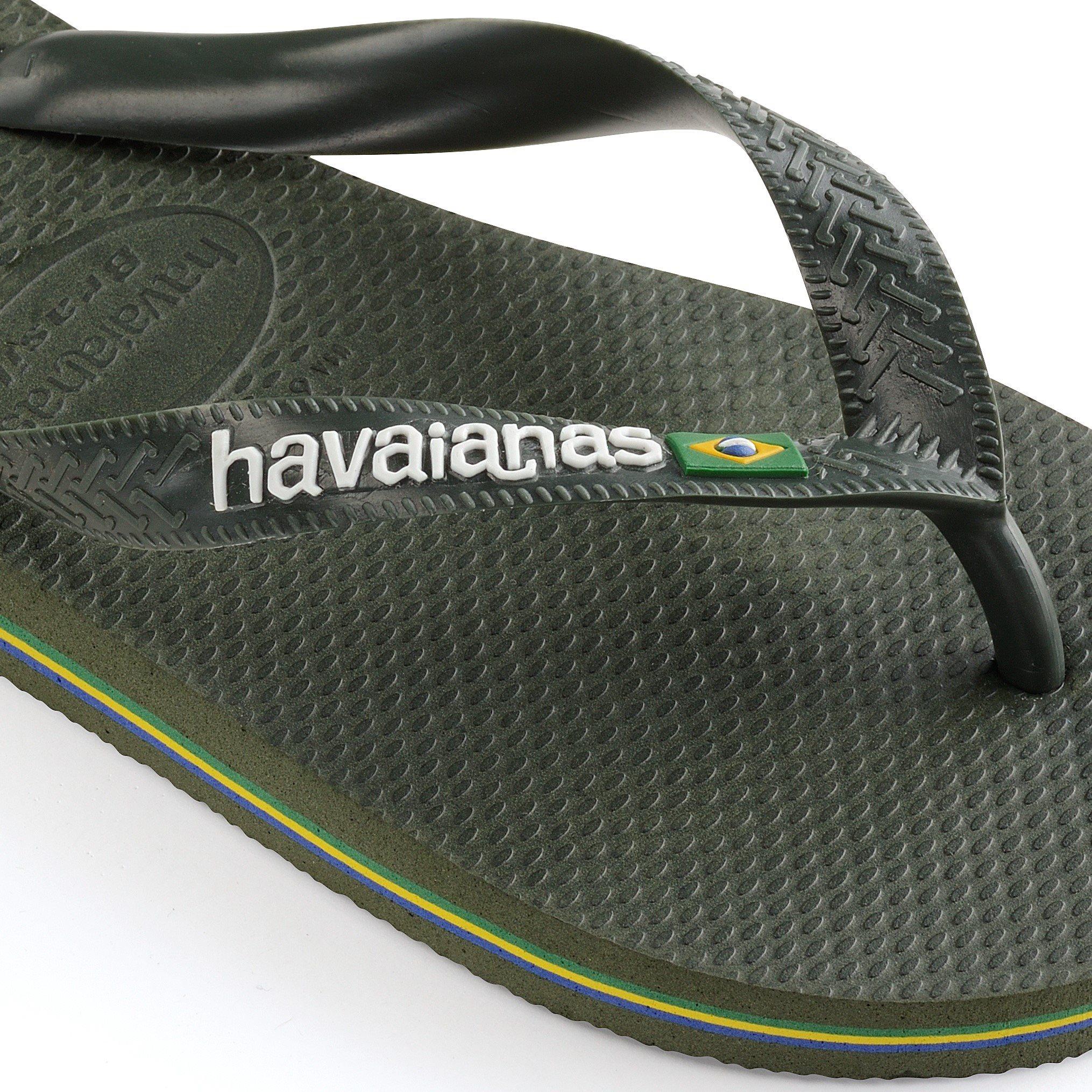 Hav Brasil Logo olijf
