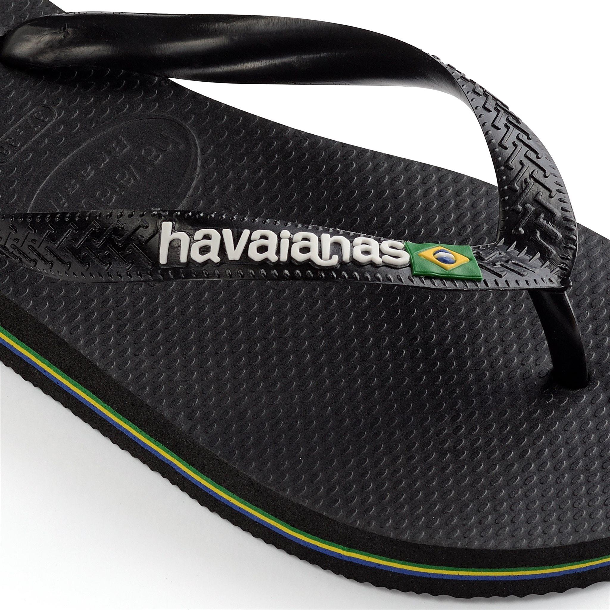 Hav Brasil Logo zwart