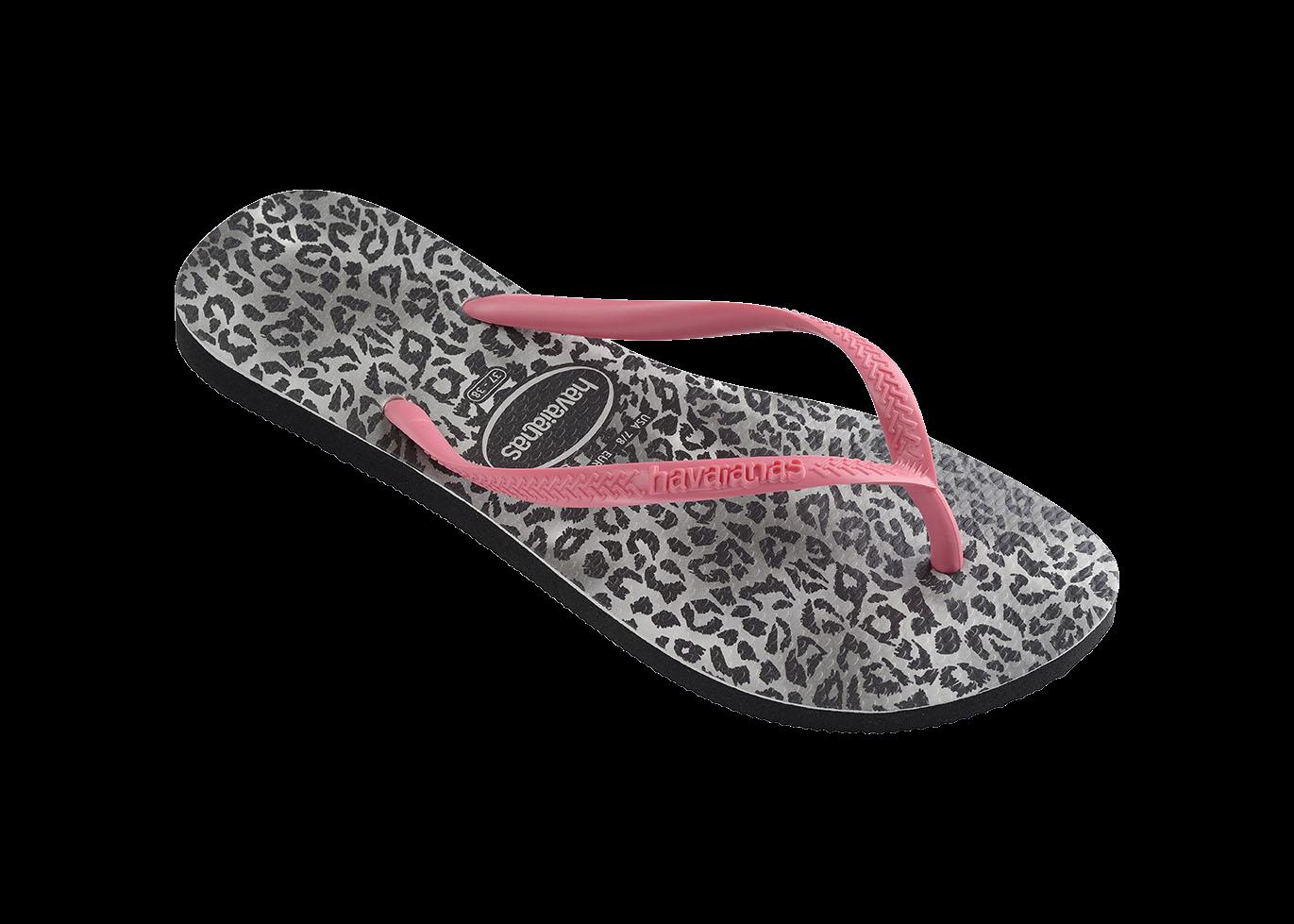 Hav Slim leopard zwart