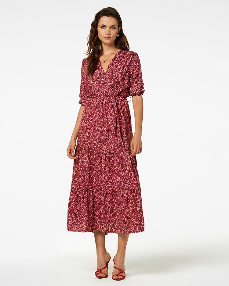 Maxi dress 3/4 sleeve