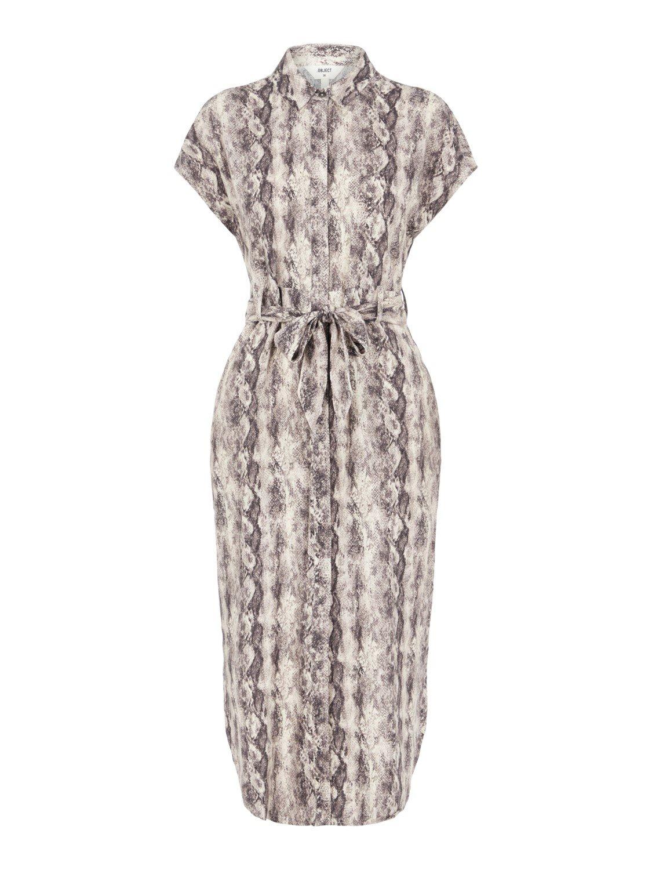 OBJHannah palm dress